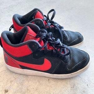 Nike Hi-Top Athletic Basketball Sneakers Shoes
